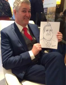 I Do Caricatures | Live Caricatures Northern Ireland