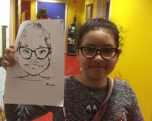I Do Caricatures   Live Caricatures Northern Ireland